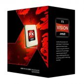 Картинка Процессор AMD FX-8300 3300МГц AM3 Plus, Box, FD8300WMHKBOX