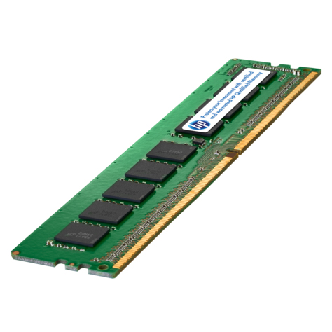 Модуль памяти HP Enterprise Standard Memory 4ГБ DIMM DDR4 ECC 2133МГц, 805667-B21