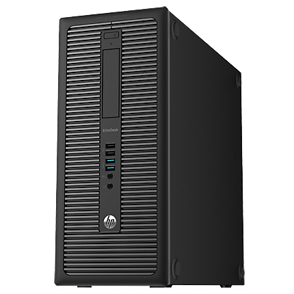 Настольный компьютер HP EliteDesk 800 G1 Tower, J7D18EA