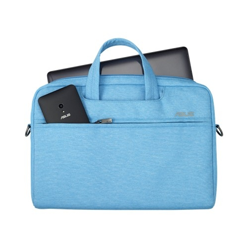 "Сумка Asus EOS Carry Bag 12"" Голубой, 90XB01D0-BBA010"