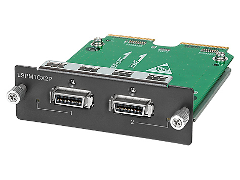 2-портовый модуль HP Enterprise 5500 10GbE Local Connect, JD360B