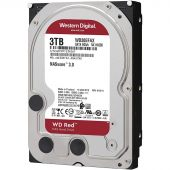 "Картинка Диск HDD WD Red SATA III (6Gb/s) 3.5"" 3TB, WD30EFAX"