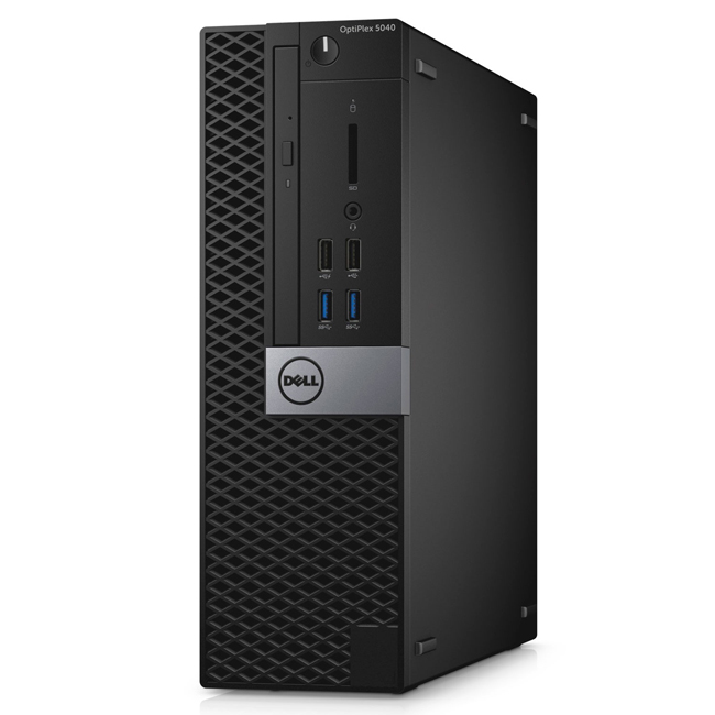 Настольный компьютер Dell Optiplex 5040 Desktop SFF, 5040-0019