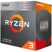 Процессор AMD Ryzen 3-3200G 3600МГц AM4, Box, YD3200C5FHBOX