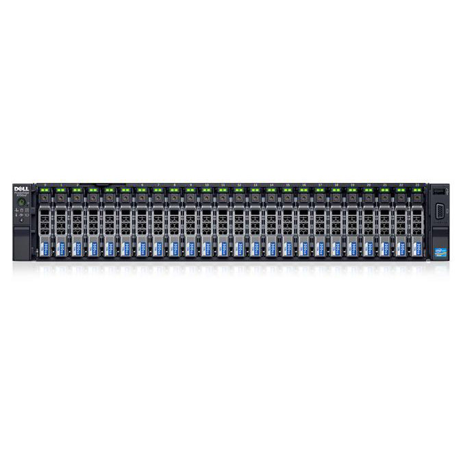 "Сервер Dell PowerEdge R730xd 2.5"" Rack 2U, R730XD-ADBC-42T"