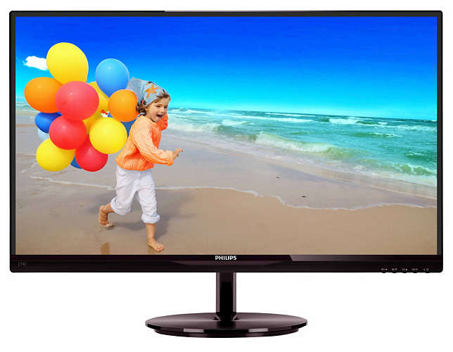 "item-slider-more-photo-Фото Монитор Philips 274E5QSB 27"" LED IPS Чёрный, 274E5QSB/01 - фото 1"