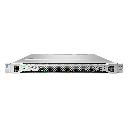 "Сервер HP Enterprise ProLiant DL20 Gen9 2.5"" Rack 1U, 823562-B21"