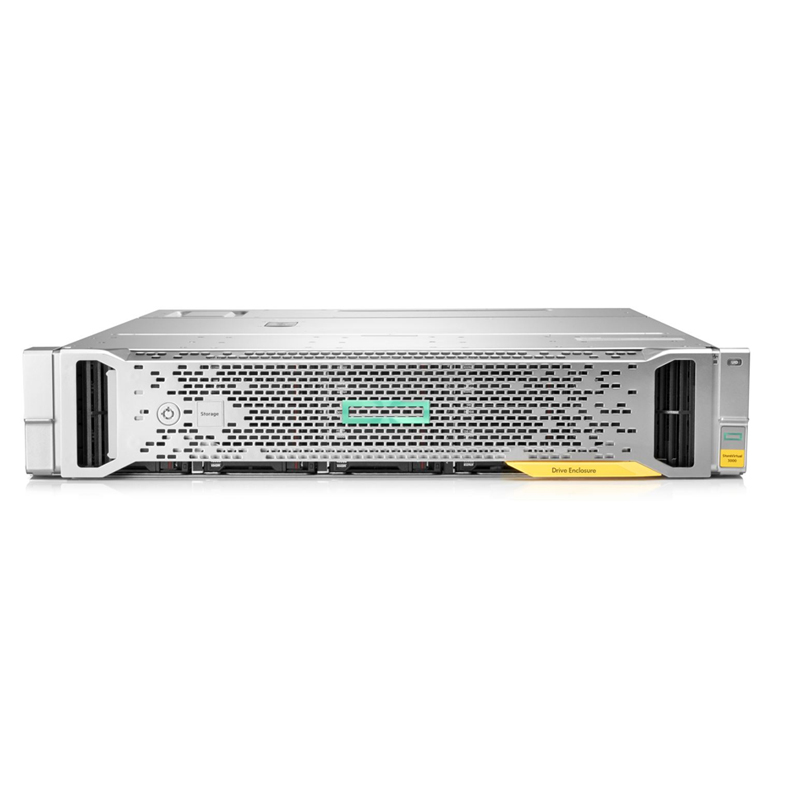 "Система хранения HP Enterprise StoreVirtual 3200 25x2.5"" iSCSI 10Gb, N9X20A"