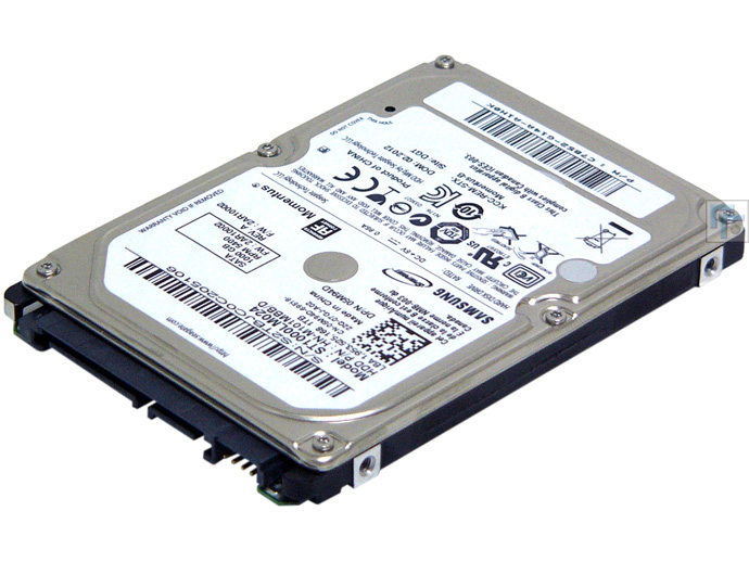 "Диск HDD Seagate Samsung Momentus SATA II (3Gb/s) 2.5"" 1TB, ST1000LM024"