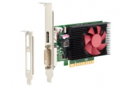 Картинка Видеокарта HP nVidia GeForce GT 730 DDR3 2GB, N3R90AA