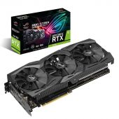 Видеокарта Asus nVidia GeForce RTX 2070 ROG Strix GDDR6 8GB, ROG-STRIX-RTX2070-A8G-GAMING