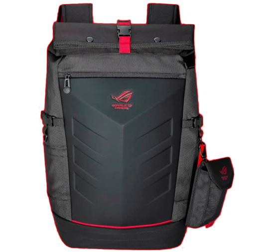 "Рюкзак Asus ROG Ranger Backpack 17"" Чёрный, 90XB0310-BBP010"
