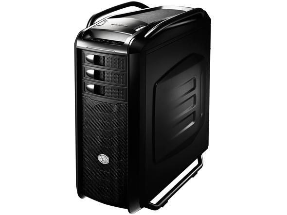 Корпус Cooler Master COSMOS SE Miditower Без БП Чёрный, COS-5000-KKN1