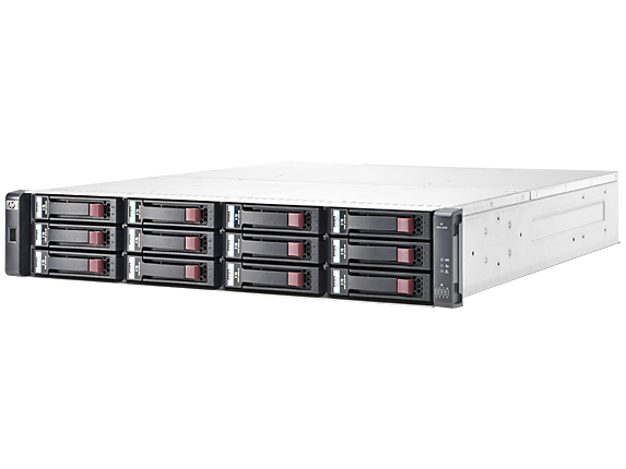 "Система хранения HP Enterprise MSA 2040 12x3.5"" Fibre Channel 8/16Gb, iSCSI 1/10GbE, C8R14A"
