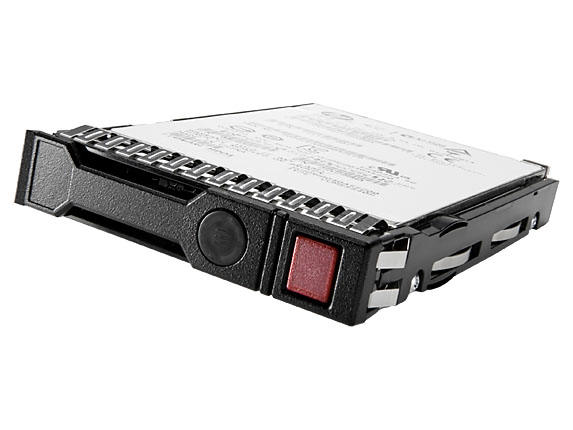 "Диск HDD HP Enterprise M6625 SAS 2.0 (6Gb/s) 2.5"" 900GB, QR478A"