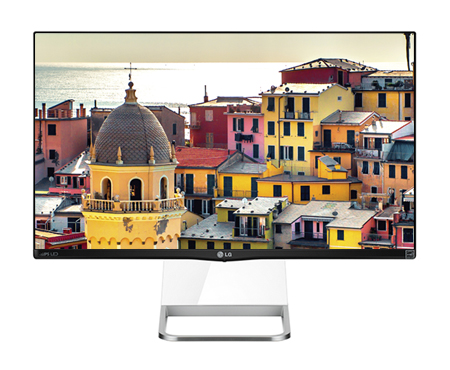 "Монитор LG 27MP77HM-P 27"" LED IPS Чёрный, 27MP77HM-P"