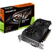 Картинка Видеокарта Gigabyte nVidia GeForce GTX 1650 WindForce OC GDDR6 4GB, GV-N1656WF2OC-4GD