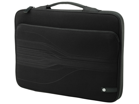 "Чехол HP Black Stream Notebook Sleeve 14"" Чёрный, WU676AA"