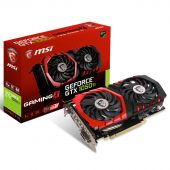 Картинка Видеокарта MSI nVidia GeForce GTX 1050Ti GDDR5 4GB, GTX 1050 TI GAMING X 4G