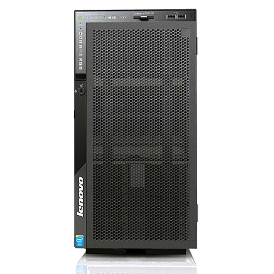 "Сервер Lenovo x3500 M5 2.5"" Tower 5U, 5464E4G"