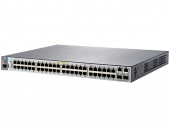 Картинка Коммутатор HP Enterprise Aruba 2530 48 PoE+ 48-PoE Управляемый 52-ports, J9778A