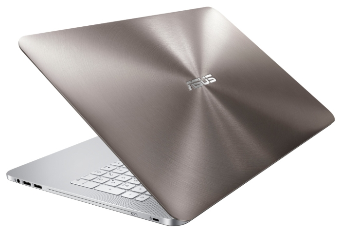 "Ноутбук Asus VivoBook Pro N552VW-FY241R 15.6"" 1920x1080 (Full HD), 90NB0AN1-M03030"