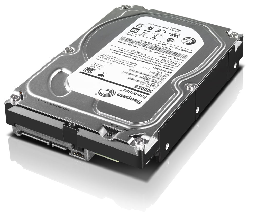 "item-slider-more-photo-Фото Диск HDD Lenovo ThinkStation SATA III (6Gb/s) 3.5"" 3TB, 4XB0F18668 - фото 1"
