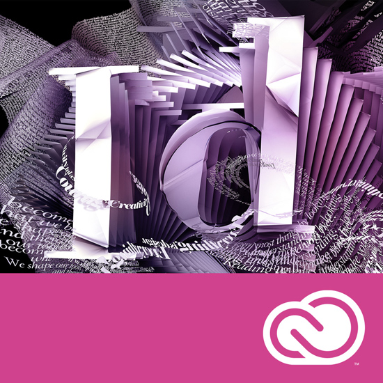 Картинка - 1 Подписка Adobe InDesign CC Все языки VIP 12 мес., 65270557BA01A12