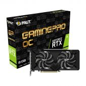 Картинка Видеокарта Palit nVidia GeForce RTX 2060 SUPER GDDR6 8GB, NE6206SS19P2-1062A