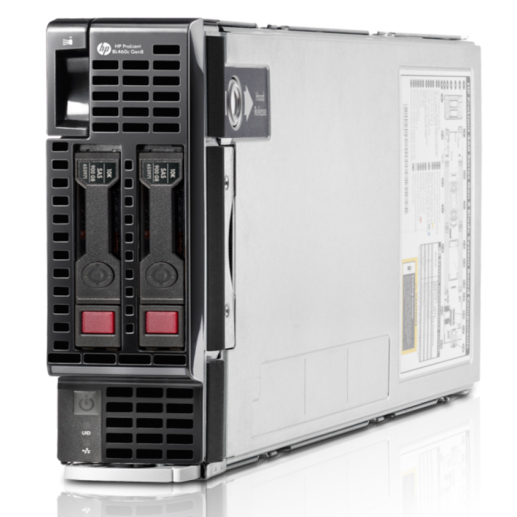 "Сервер HP Enterprise ProLiant BL460c Gen8 2.5"" Blade , 666162-B21"