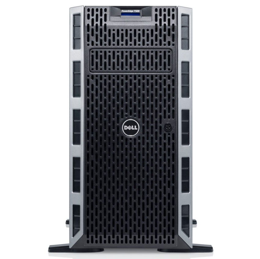 "Сервер Dell PowerEdge T430 3.5"" Tower 5U, T430-ADLR-03T"