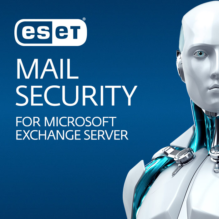 Право пользования ESET NOD32 Mail Security Exchange Рус. 100 Lic 12 мес., NOD32-EMS-NS-1-100