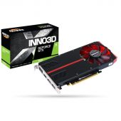Картинка Видеокарта INNO3D nVidia GeForce GTX 1650 1-Slot Edition GDDR5 4GB, N16501-04D5-1510VC91