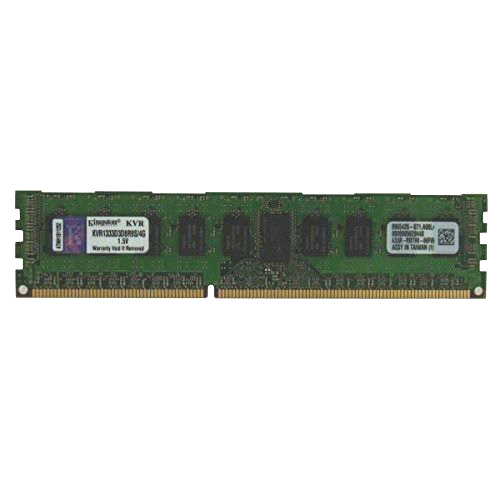 Модуль памяти Kingston ValueRAM 8ГБ DIMM DDR3L REG 1333МГц, KVR13LR9D8/8