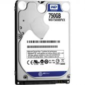 "Изображение Диск HDD Western Digital Blue SATA III (6Gb/s) 2.5"" 750GB, WD7500BPVX"