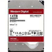"Диск HDD WD Red SATA III (6Gb/s) 3.5"" 14TB, WD140EFFX"
