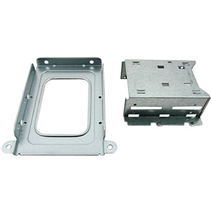 "Монтажный комплект для HDD Supermicro Dual 2.5"" Fixed HDD Tray (including MCP-220-84601-0N), MCP-220-84603-0N"