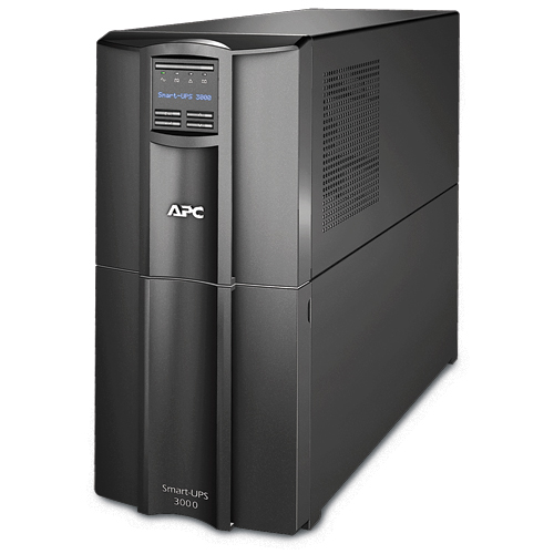 ИБП APC by Schneider Electric Smart-UPS 3000VA, SMT3000I