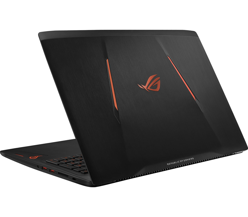 "Игровой ноутбук Asus GL502VY-FY119TT 15.6"" 1920x1080 (Full HD), 90NB0BJ1-M01410"