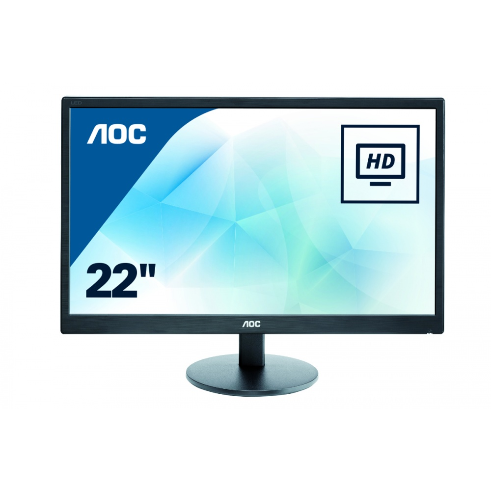 "item-slider-more-photo-Фото Монитор AOC E2270SWN 21.5"" LED TN Чёрный, E2270SWN/01 - фото 1"