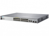 Коммутатор HP Enterprise Aruba 2530 24 PoE+ 24-PoE Управляемый 28-ports, J9779A
