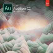 Картинка Подписка Adobe Audition CC Second Edition Все языки Lic 12 мес., 65297746BA01A12