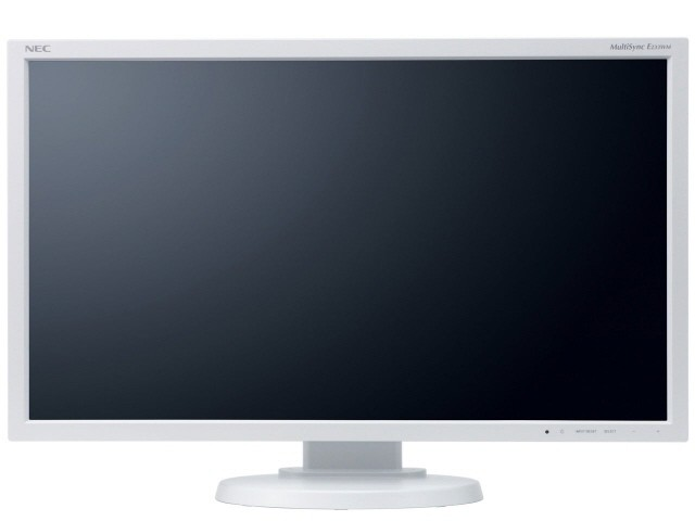 "Монитор NEC E233WM 23"" LED TN Белый, E233WM"
