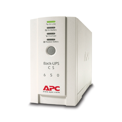 ИБП APC by Schneider Electric Back-UPS 650VA, BK650EI