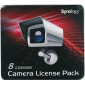 Картинка Лицензия Synology Surveillance Station License Pack 8, LICENCEPACK8