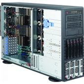 Картинка Корпус Supermicro SuperChassis 748TQ-R1K43B Tower 1400Вт Чёрный 4U, CSE-748TQ-R1K43B