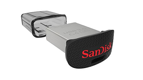 USB накопитель SanDisk Ultra Fit USB 3.0 64GB, SDCZ43-064G-GAM46