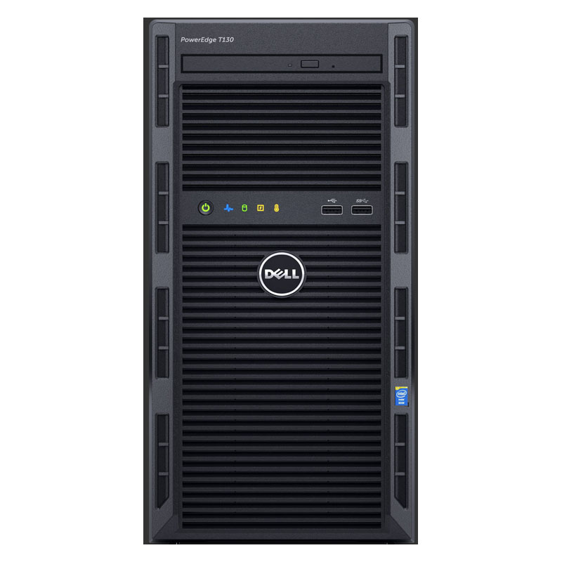 "Сервер Dell PowerEdge T130 3.5"" Minitower , T130-AFFS-01T"