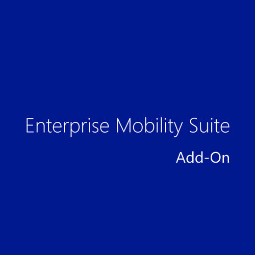 Подписка Microsoft Enterprise Mobility Suite Add-On Single OLP 12 мес., GS9-00009