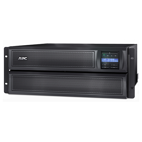 ИБП APC by Schneider Electric Smart-UPS X 3000VA RM, SMX3000HV